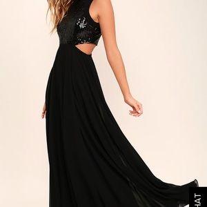 Black LuLu's Dress